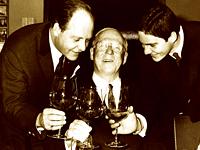 歴史 – 《公式》ワイングラスの名門ブランド – RIEDEL(リーデル)