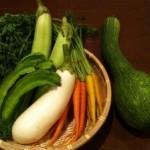 鎌倉野菜で鎌倉御飯を