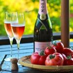 ロゼ・シャンパンの華やかな香りと味わいを楽しむグラスの選び方