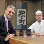【和のシーンに寄りそうグラス リーデル・オー】赤坂 日本料理 花楽
