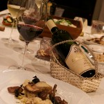 シャンピニオン(きのこ)のリゾット|赤ワインと一緒に秋を満喫