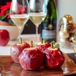 シャンパンの風味が贅沢な、ヘルシー焼きリンゴの簡単レシピ