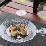 ホタテのソルトバター焼き|「シャルドネ」ワインに合うレシピ