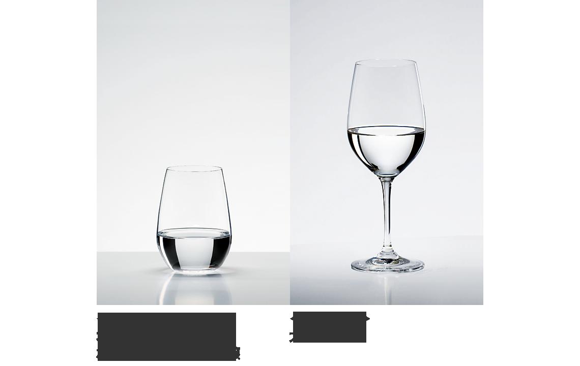 日本酒のグラス選びとは
