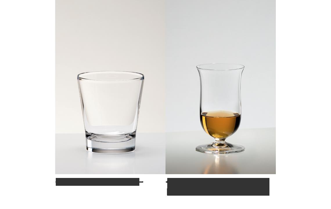 <ヴィノム> タンブラー、<ヴィノム> シングル・モルト・ウイスキー