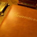 ご存知でしたか? レストランのキャンセルマナー
